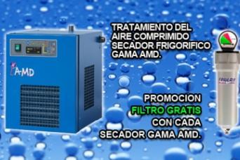 PROMOCION  SECADOR GAMA AMD