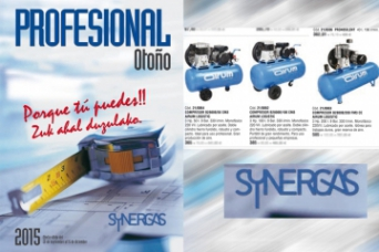 Synergas Nuevo Folleto - Compresores Airum