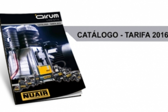 Nuevo Catalogo Tarifa Airum Compresores Nuair