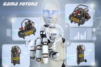 Nueva Gama compresores FUTURA de Nuair