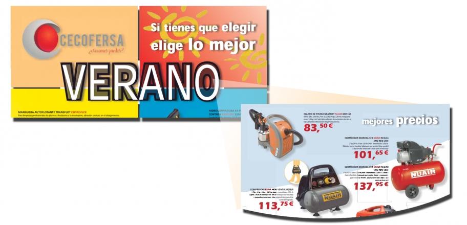 Compresores Nuair en el nuevo folleto CECOFERSA Verano 2016 75