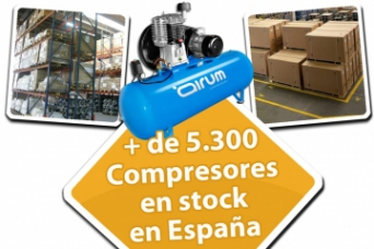 MAS DE 5300 COMPRESORES EN STOCK!!!