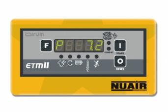 Control electronico tornillo ETMII Nuair