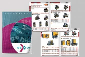 Catalogo Bextok  Aside con gama completa compresor...