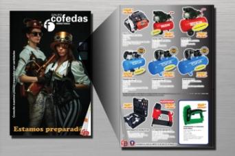 Nuevo Folleto Cofedas Profesional 2016 con compres...