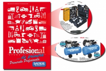 Nuevo Folleto Synergas Profesional 2016 con compre...