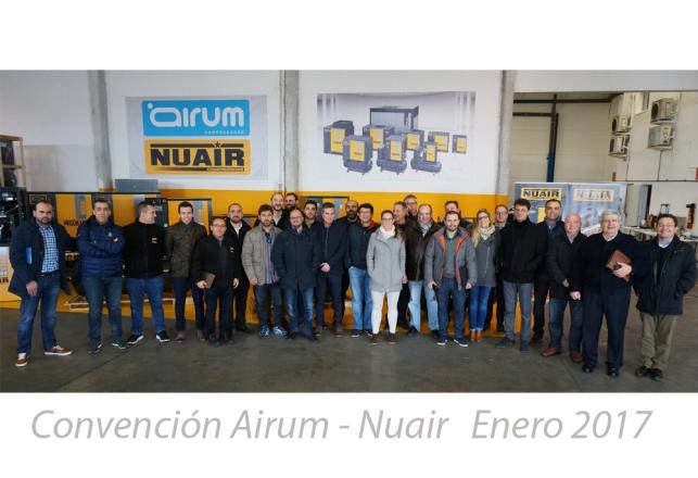 Convencion red comercial Airum Nuair 2017 56