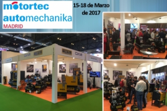 MOTORTEC 2017 MADRID 2