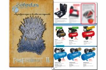 Nuevo folleto COFEDAS Profesional II 2017