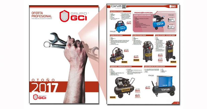 Nuevo folleto GCI profesional 2017 26