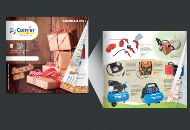 Nuevo folleto Navidad COINFER 23