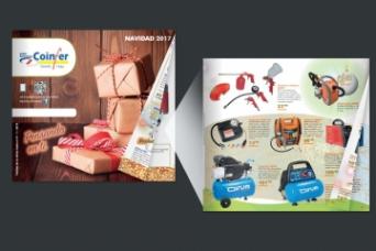 Nuevo folleto Navidad COINFER