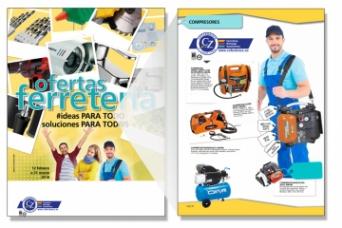 Nuevo folleto COFERDROZA Ferrhogar 2018