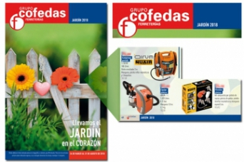 Folleto Cofedas jardin 2018