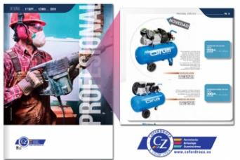 folleto COFERDROZA OTONO 2018 CON COMPRESORES AIRU...