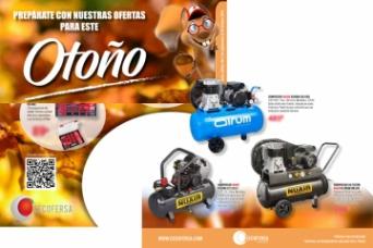 Nuevo folleto  Cecofersa Otono 2018