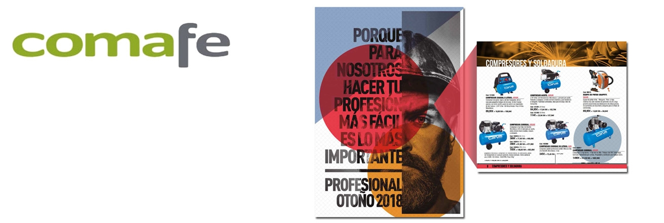 Nuevo folleto Ferrokey Comafe Otoño 2018 2