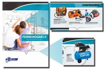 Nuevo folleto cooperativa Coferdroza ferrehogar 19...