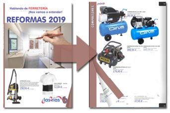 Nuevo folleto Las Rias Reformas 2019