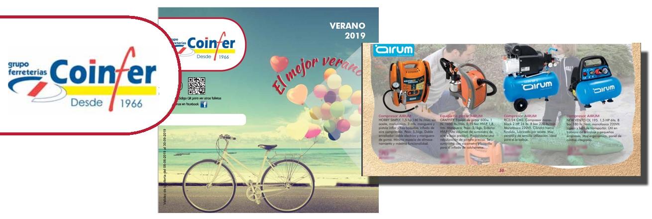 Nuevo folleto Coinfer cooperativa ferreteros Verano 2019 179