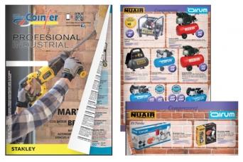Nuevo folleto Coinfer profesional Industrial con c...
