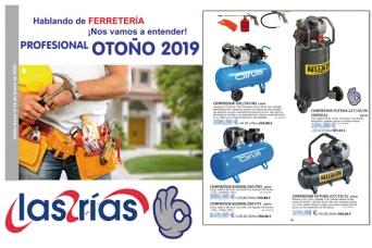 Nuevo folleto Las Rias otono 2019
