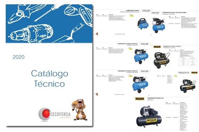 Cecofersa Nuevo  catalogo tenico 2020 200