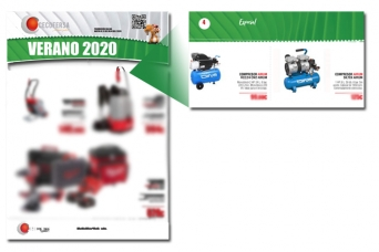 Nuevo folleto CECOFERSA Verano 2020