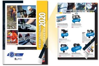 Nuevo folleto COFERDROZA profesional primavera 202...
