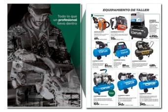 Nuevo folleto Comafe Ferrokey - Profesional Otoño...