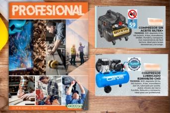 Nuevo folleto COANFE profesional otoño 2020 con co...