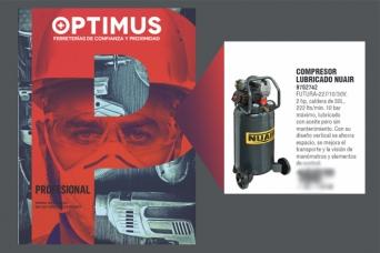 Nuevo folleto QF+ OPTIMUS Profesional 2020
