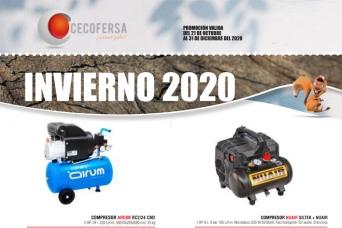 Nuevo folleto CECOFERSA INVIERNO 2020