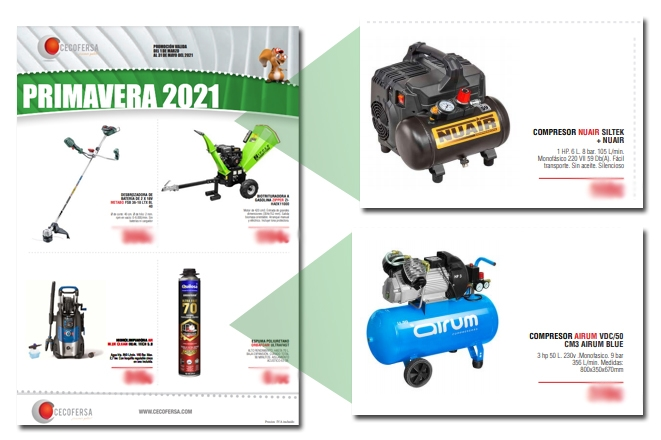 Nuevo folleto CECOFERSA primavera 2021 229