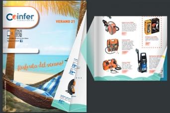 Nuevo folleto coinfer verano 2021