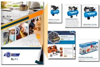 Nuevo folleto Profesional Coferdroza Otoño 2021 co...