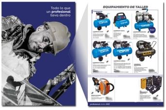 Nuevo folleto Ferrokey Comafe profesional otoño 20...