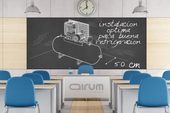 Instalacion Optima para buena refrigeracion