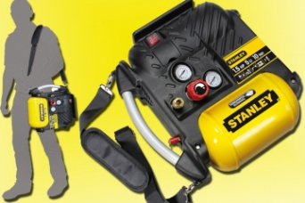 Nuevo compresor de aire Bandolera 1,5 hp con Corre...
