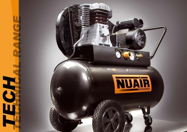 Compresor Nuair Gama Tech 58