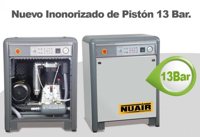 Presentacion insonorizado de piston 128