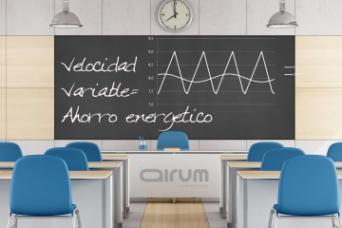 Velocidad Variable = Ahorro Energetico