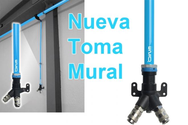 Nueva Pieza Redes Neumaticas Airum 60