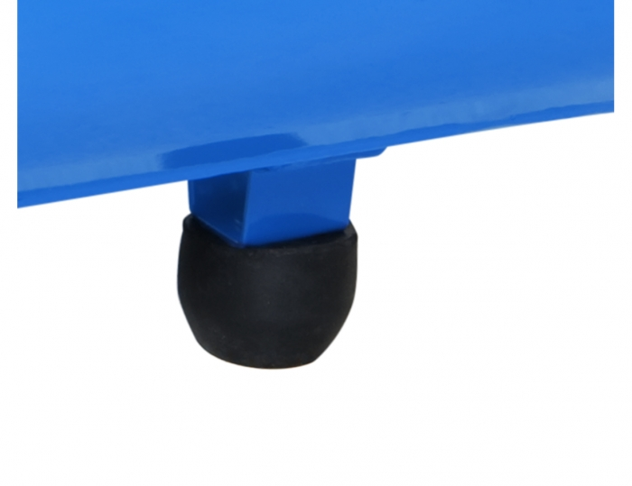 Pie anti vibratorio para mejorar la estabilidad del compresor .