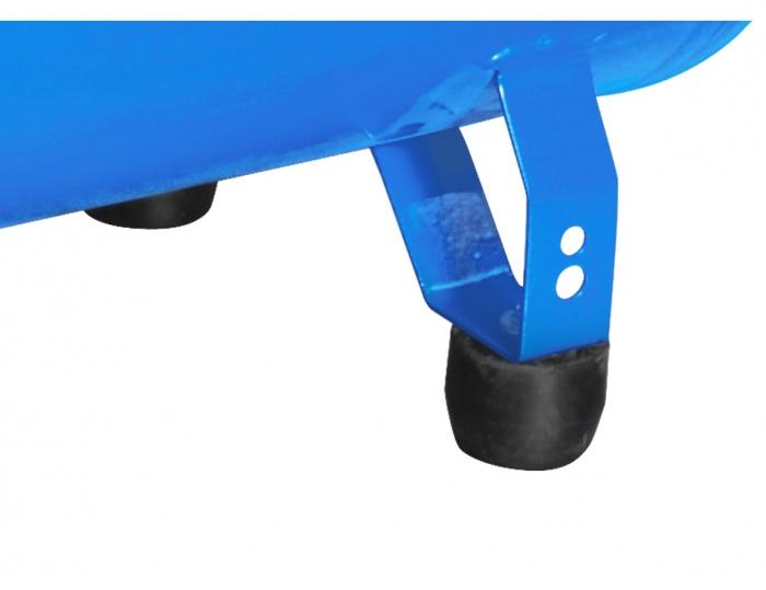 Doble pie anti vibratorio para una mayor estabilidad.