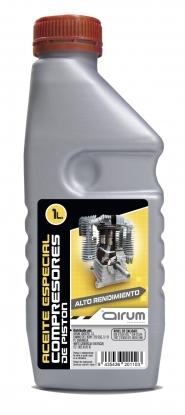 Lata de aceite para compresores de piston de la gama NUAIR.