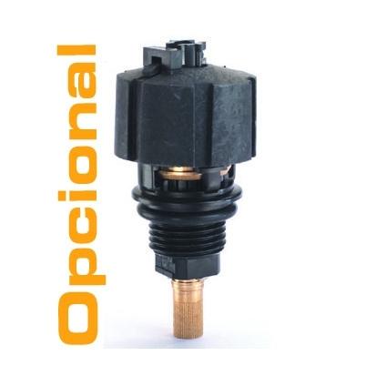 Opcional: purga interna automatica de condensados (el filtro estandar se suministra con purga manual)