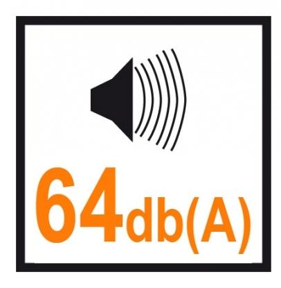 64 db (A)