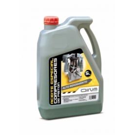 Lata aceite compresores de piston 5lt