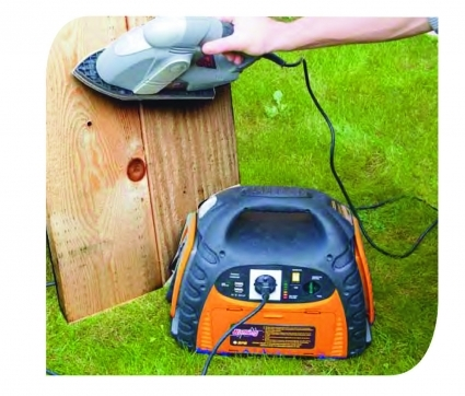 230v-Adecuado para el funcionamiento de herramientas eléctricashasta 300w.